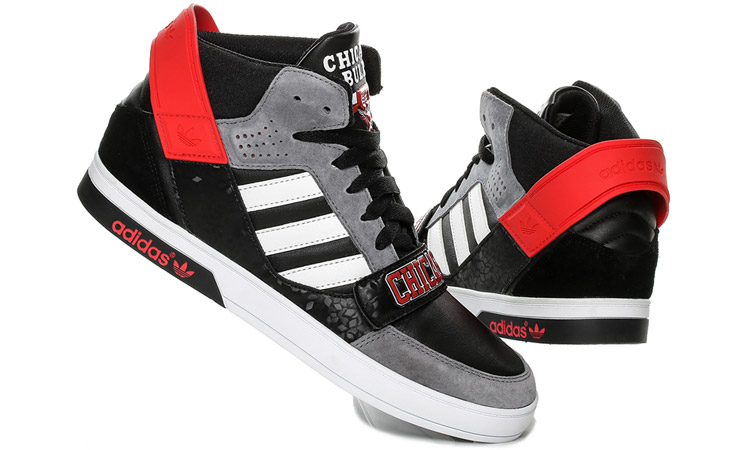 Adidas Hard Court D66078 Chicago Bulls